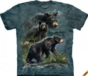 Koszulka The Mountain - Three Black Bears